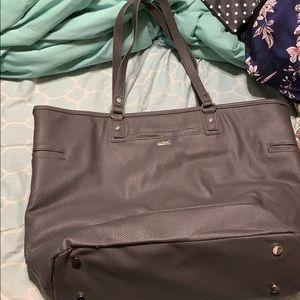 Large grey thirty one bag